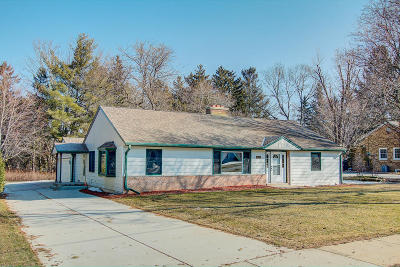 Dousman Single Family Home Active Contingent With Offer: 248 E Ottawa Ave
