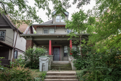Single Family Home For Sale: 808 N 25th St