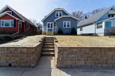 West Allis Single Family Home Active Contingent With Offer: 1469 S 95th St