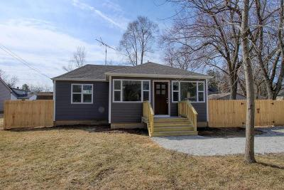 Genoa City Single Family Home Active Contingent With Offer: W1023 Eau Claire Rd