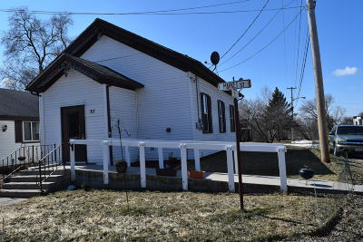 Mayville Single Family Home For Sale: 37 Market St