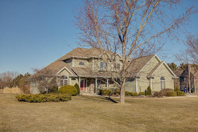 Hartland Single Family Home Active Contingent With Offer: W275n7339 Red Cedar Ct