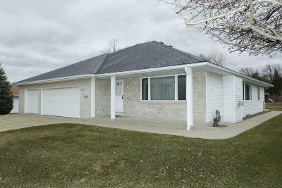 Greenfield Single Family Home Active Contingent With Offer: 8015 W Leroy Ave