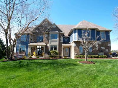 Oconomowoc Single Family Home For Sale: W338n8381 Prairie Hollow Dr