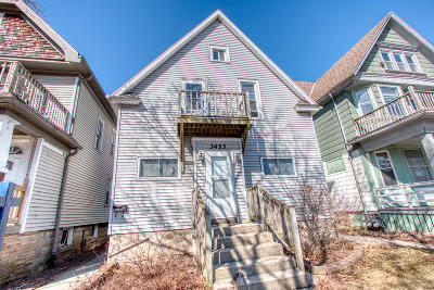 Milwaukee WI Two Family Home For Sale: $269,900