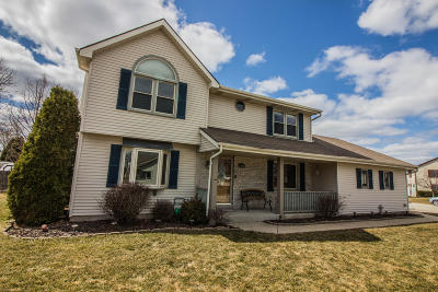 South Milwaukee Single Family Home Active Contingent With Offer: 3800 Harmony Ln