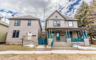 Sheboygan Multi Family Home For Sale: 617 Huron #619