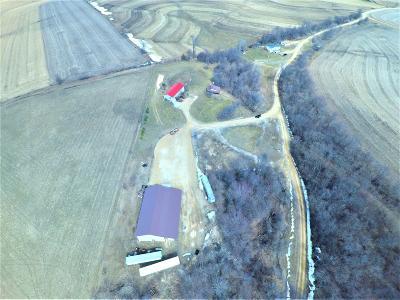 Vernon County Single Family Home For Sale: E7408 A Monson Rd