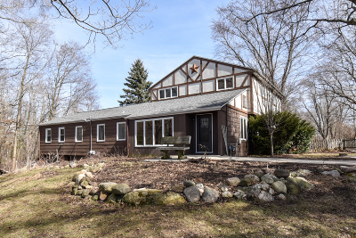 Cedarburg Single Family Home For Sale: 698 N Green Bay Rd