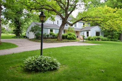 Lake Geneva Single Family Home For Sale: 6767 Hwy 36