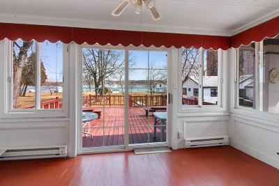 Williams Bay Single Family Home For Sale: 3 N Walworth Ave