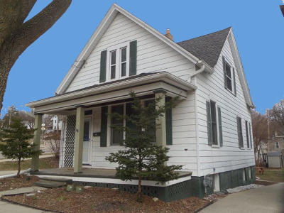Single Family Home Active Contingent With Offer: 1390 N 72nd St