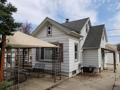 West Allis Single Family Home Active Contingent With Offer: 2252 S 66th St