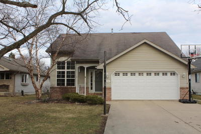 Kenosha Single Family Home Active Contingent With Offer: 4331 45th Ave