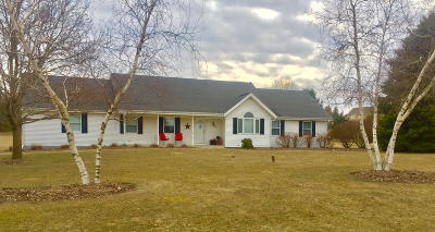 Hartland Single Family Home Active Contingent With Offer: W301n6559 Lillian Dr