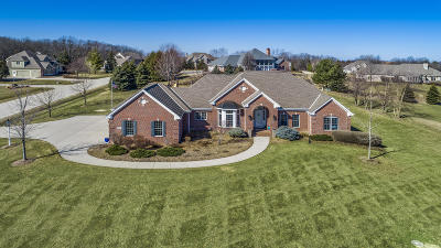 Delafield Single Family Home For Sale: 232 Steeple Pointe Cir
