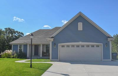 East Troy Single Family Home For Sale: 2855 Oakmont Dr