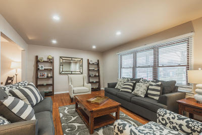Single Family Home For Sale: 6102 Sycamore St