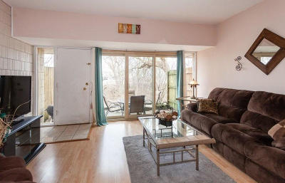 Menomonee Falls Condo/Townhouse Active Contingent With Offer: W166n9162 Grand Ave #5