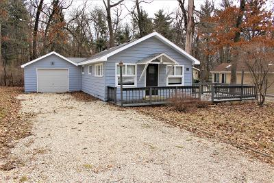 Delavan Single Family Home Active Contingent With Offer: 3210 Chicago Club Dr