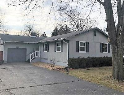 Delavan Single Family Home Active Contingent With Offer: 316 S Main St