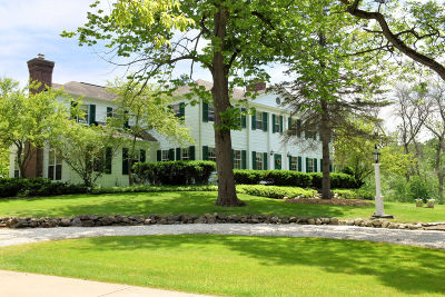 Milwaukee County Single Family Home For Sale: 7240 N River Rd