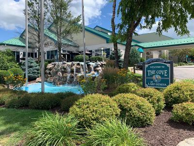 Lake Geneva Condo/Townhouse For Sale: 111 Center St #425