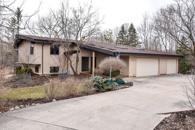 Ozaukee County Single Family Home Active Contingent With Offer: 12358 N River Rd