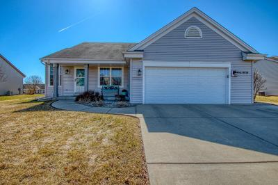 Germantown Single Family Home Active Contingent With Offer: W142n9758 Amber Dr