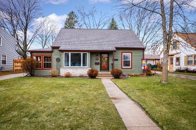 Grafton Single Family Home Active Contingent With Offer: 1019 7th Ave