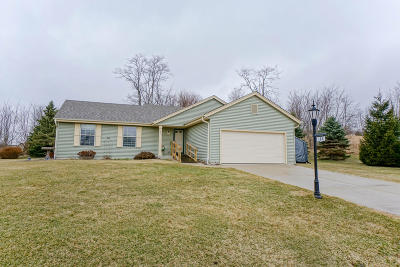 Eagle Single Family Home Active Contingent With Offer: 104 Woodfield Dr
