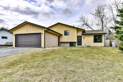 Mukwonago Single Family Home Active Contingent With Offer: 1307 Mukwonago Dr