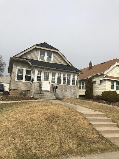 West Allis Single Family Home Active Contingent With Offer: 1349 S 84th St