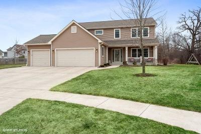 Elkhorn Single Family Home For Sale: 147 N Water Crest Ct