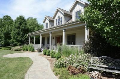 Hartford Single Family Home For Sale: 3006 Old Oak Rd