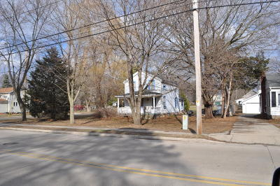 Whitewater Single Family Home Active Contingent With Offer: 241 N Newcomb St
