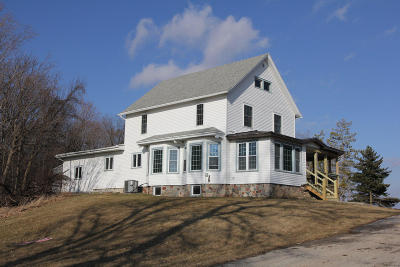 Plymouth Single Family Home For Sale: N6525 State Road 67