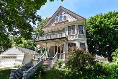 Wauwatosa Single Family Home Active Contingent With Offer: 925 N 70th St