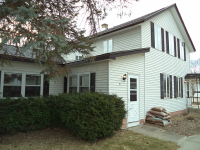 Slinger, Town Of Polk Single Family Home Active Contingent With Offer: 111 Buchanan St