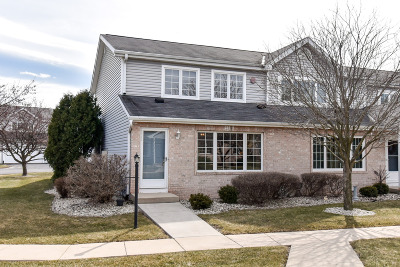 Franklin Condo/Townhouse Active Contingent With Offer: 10152 W Whitnall Edge Dr #A