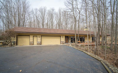 Slinger Single Family Home Active Contingent With Offer: 3612 Birnamwood Dr