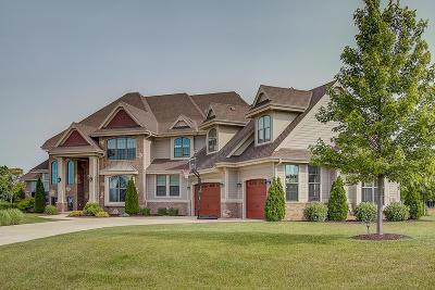 Pewaukee Single Family Home For Sale: N33w29722 Woodridge Cir