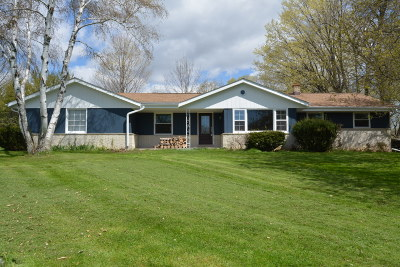 Cedarburg Single Family Home For Sale: 542 Sarah Ln