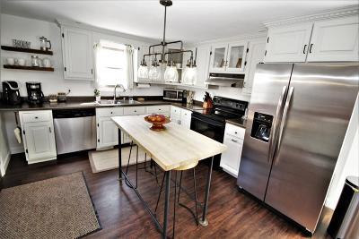 Watertown Single Family Home Active Contingent With Offer: 213 S Montgomery St