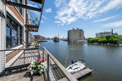 Milwaukee Condo/Townhouse For Sale: 311 E Erie St #218
