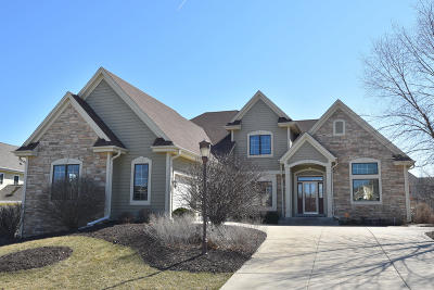 Waukesha Single Family Home For Sale: 1835 Stonebridge Rd
