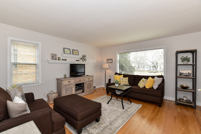 Single Family Home Active Contingent With Offer: 1007 Glenview Ave