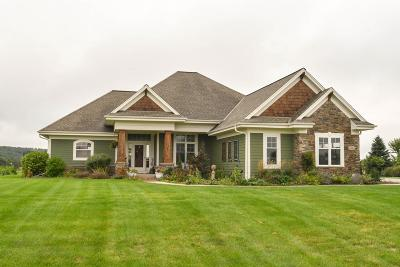 Mukwonago Single Family Home Active Contingent With Offer: S84w33185 Brown Bear Ln