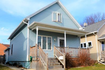 Sheboygan Single Family Home Active Contingent With Offer: 1026 High Ave