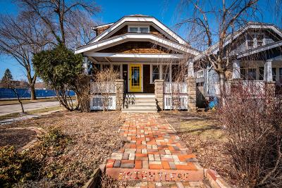Milwaukee Single Family Home Active Contingent With Offer: 3175 S California St